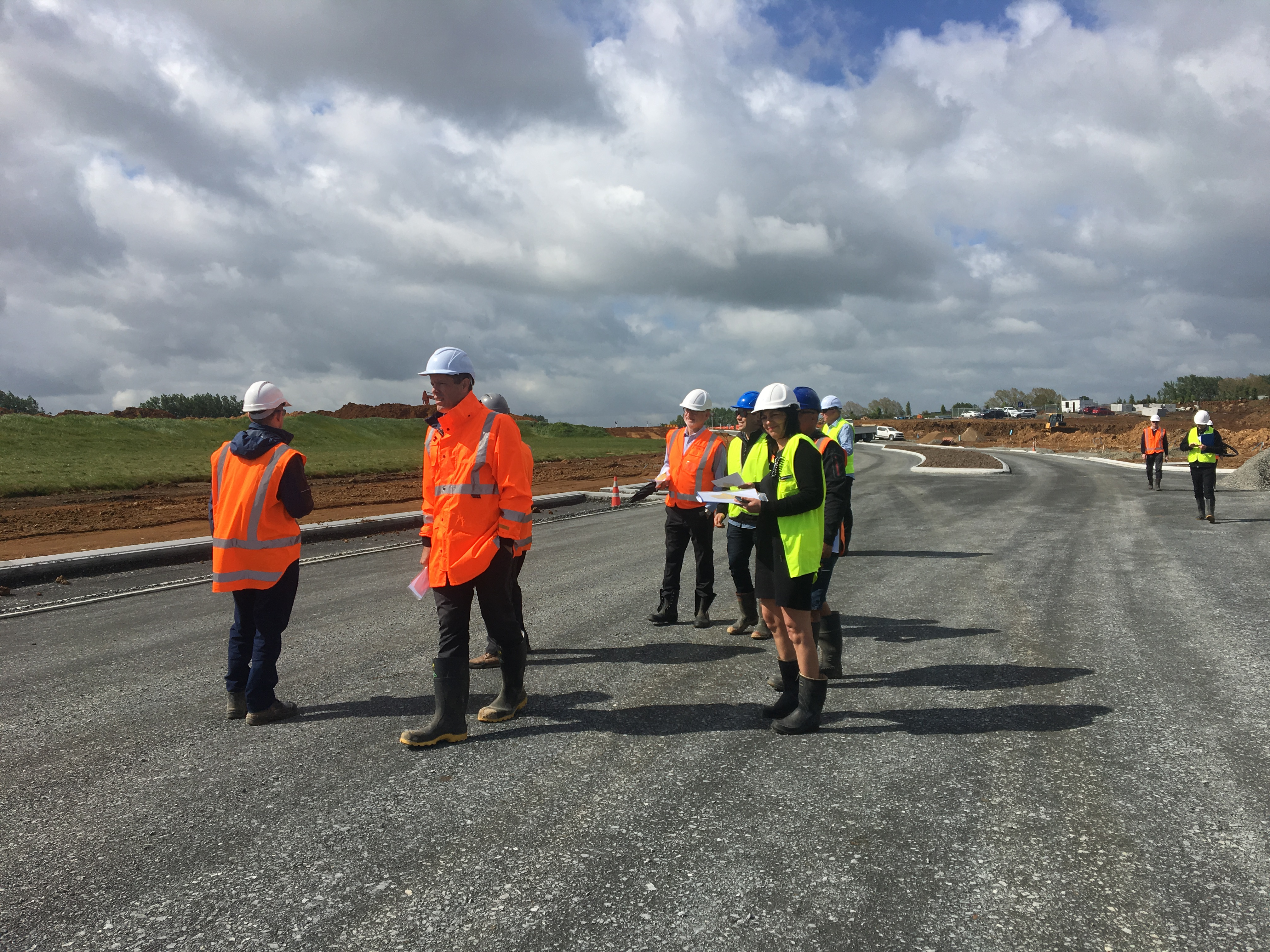 Build Partner onsite visit at Rotokauri Rise Feature Image