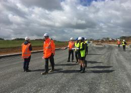 Build Partner onsite visit at Rotokauri Rise Image Thumbnail