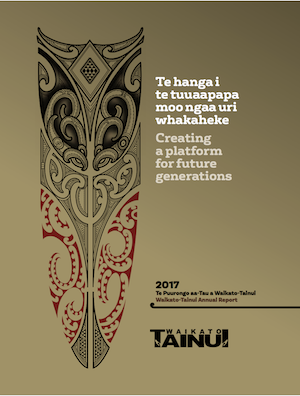 Record Annual Results & Achievements for Waikato-Tainui Feature Image
